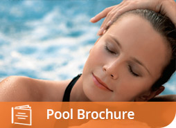 View our brochure to find out why you should buy from Evolution Pools