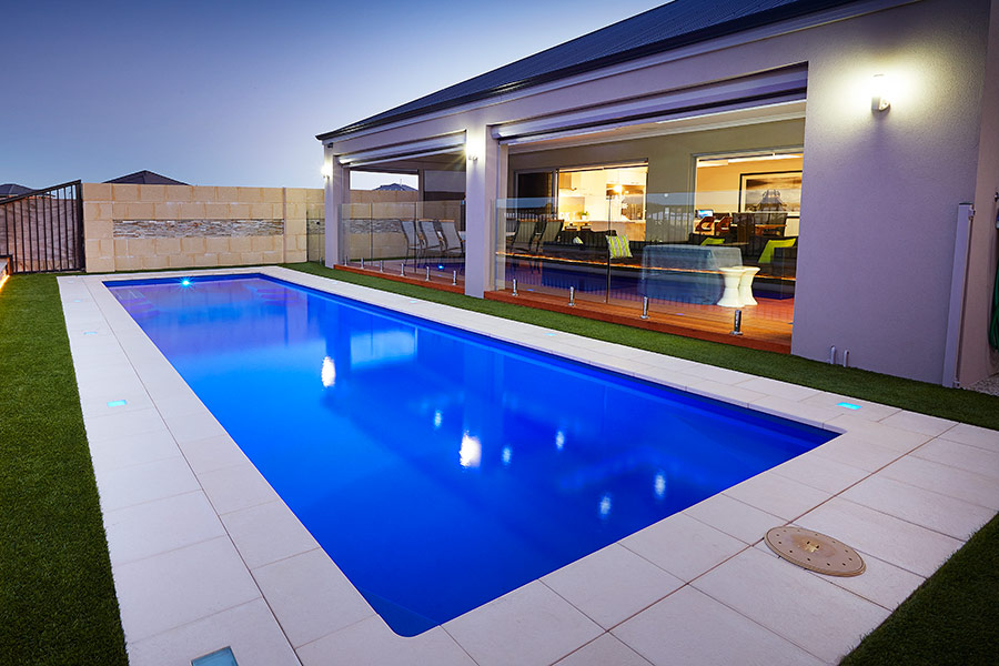 Fibreglass Swimming Pools Bendigo Evolution Pools