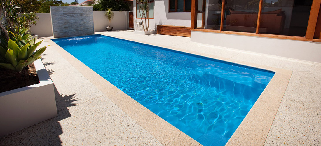 Milan lap pool bendigo 10m x 3m evolution pools for Swimmingpool 3m