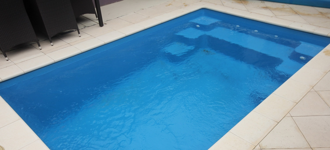 Serenity Fibreglass Swimming Pools 4m X Evolution Pools